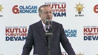 Cumhurbaşkanı Erdoğan: Kudüs bizim ilk kıblemizdir