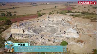 Felsefenin Temellerinin Atıldığı Yer: Milet Antik Kenti