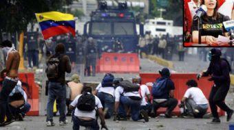 Venezuela'da Nisan ayında başlayan gösterilerde ölenlerin sayısı 40'a yükseldi.