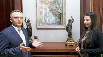 KDV düzenlemesinde teknik çalışmaların bittiğini söyleyen Maliye Bakanı Ağbal, 'Mükellefe 'Siz müşte