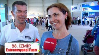 Yer: İzmir Enternasyonel Fuarı... 'Bu Sene Daha Keyifli'