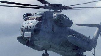 ABD ordusuna bağlı CH-53 tipi askeri helikopterin Japonya'nın Okinawa Bölgesinde düştüğü belirtildi.