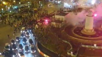 Paris'te Galatasaraylı taraftarlara saldırı