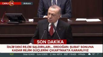 Başkan Erdoğan'dan Çok Sert Açıklama! 'Buradan İlan Ediyorum...'