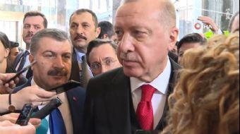 Başkan Erdoğan'dan Putin İle Yaptığı Telefon Görüşmesine İlişkin Açıklama