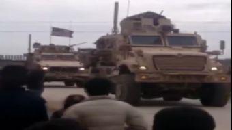 ABD Askerleri İle Rejim Güçleri Arasında Çatışma: 1 Ölü