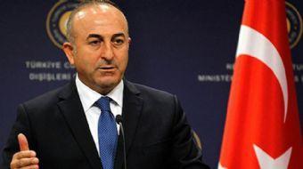Dışişleri Bakanı Mevlüt Çavuşoğlu gazetecilere yaptığı açıklamalarda Almanya'nın Türkiye'ye yönelik