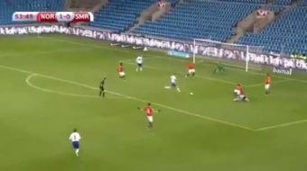 San Marino, 15 y�l sonra D�nya Kupas� elemelerinde deplasmanda ilk gol�n� de atm�� oldu. San Marino