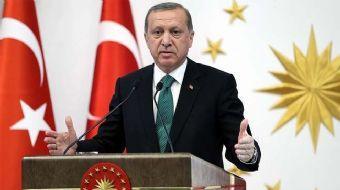 Cumhurbaşkanı Erdoğan, 'Eğer bir koskoca Amerika Birleşik Devletleri'ni Ankara'da büyükelçi yönetiyo