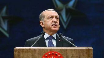 Cumhurbaşkanı Erdoğan, 'Buradan bakanımıza da söylüyorum. Sig Sauer diye silah bundan sonra emniyet