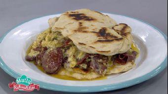 Ekmek Arası Lezzetler | #MutluKahvaltılar