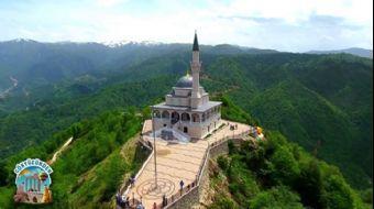 Karadeniz'in En Yüksek Camisi: Kıble Dağı Camii
