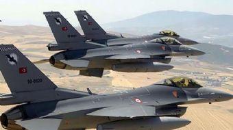 TSK'dan yapılan son dakika açıklamasında, 'Kandil'e düzenlenen hava harekatında 11 PKK'lı terörist e