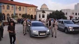 Gazze Şeridi´nde Filistin Başbakanı Rami el-Hamdallah´ın konvoyunun geçişi sırasında patlama meydan