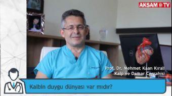 Kalbin Duygu Dünyası Var Mıdır? | Prof. Dr. Mehmet Kaan Kırali