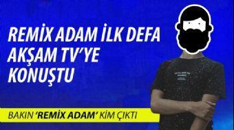 Remix Adam: 'Sosyal Medyada Özgün Olmayan Başarıya Ulaşamaz'