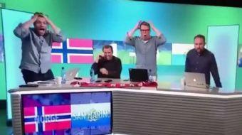 San Marino'nun beraberlik gol�n�n ard�ndan Norve�li yorumcular adeta y�k�ld�. Yenilen gol�n ard�ndan