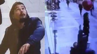Kuyumcu Güray Başak'ın paylaştığı 'Balona röveşata atan adam' görüntüsü sosyal medyada çok konuşuldu
