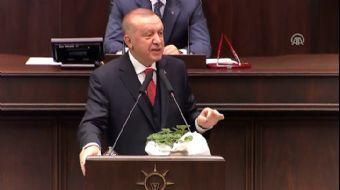 Başkan Erdoğan'dan CHP'ye Terör Eleştirisi