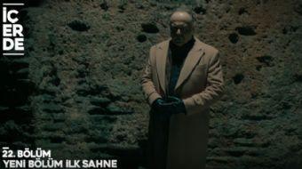 Sevilen Dizi İçerde'nin yeni bölümünden ilk sahne sonunda yayınlandı
