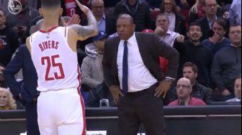 Austin Rivers NBA'de Geceye Damga Vurdu