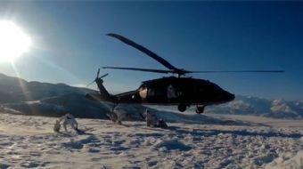 Jandarma Genel Komutanlığı Mehmetçiğin operasyon görüntülerini paylaştı