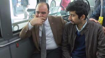 Şanlıurfa Büyükşehir Belediye Başkanı ve birim amirleri, vatandaşlarla iç içe olabilmek için işe top