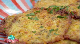 Fırında Peynirli Patates Tarifi #MutluKahvaltılar