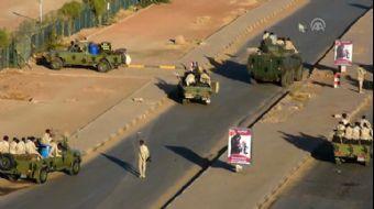 İstihbaratçıların Yol Kapattığı Sudan'da Durum Normale Döndü