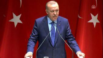 Başkan Erdoğan: Şovmenlerin Maskesi Düşmeye Başladı