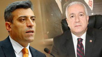 Sardir Durmaz, Devlet Bahçeli hakkında çirkin imalarda bulunan Öztürk Yılmaz´a, 'CHP, YPG´ye karşı ç