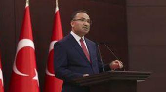 24 TV´de soruları yanıtlayan Başbakan Yardımcısı Bekir Bozdağ önemli açıklamalarda bulundu