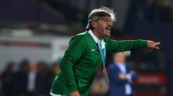 UEFA Avrupa Ligi'nde Marsilya'ya 1-0 mağlup olan Konyaspor'da teknik direktör Mustafa Reşit Akçay, m
