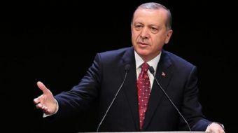 Konyada'ki Kudüs mitingine Telekonferansla bağlanan Cumhurbaşkanı Recep Tayyip Erdoğan önemli açıkla