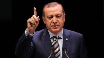 Üsküdar- Ümraniyw- Çekmeköy metro hattı açılışında konuşma yapan Cumhurbaşkanı Recep Tayyip Erdoğan