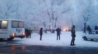 Bişkek'e iniş sırasında düşen ACT kargo havayollarına ait Boeing 747-400F uçağında hayatını kaybeden