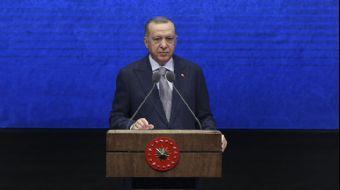 Başkan Erdoğan: Lisans Öğrencilerimizin Kredi-Burs Desteğini 550 Liraya Yükselttik