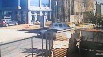 Ümraniye'de Kaza Yapan Araç Takla Attı