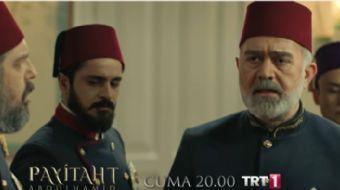TRT ekranlarının sevilen dizisi Payitaht Abdülhamid'in yeni bölüm 2. Fragmanı sonunda yayınlandı