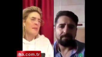 Ünlü İngiliz şarkıcı Anne Marie 'Rockabye' şarkısında, Cizreli vatandaş Mehmet Ali ile söyledi. Smul
