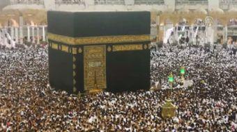 Müslümanların kıblesi Kabe-i Muazzama'da Ramazan ayı yoğunluğu yaşanıyor. Umre için dünyanın çeşitli