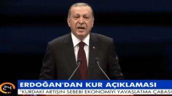 Cumhurbaşkanı Recep Tayyip Erdoğan, Çalışma ve Sosyal Güvenlik Bakanlığı yapımı tamamlanan SGK Hizme