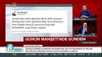 Murat Çiçek'ten CHP Sözcüsü Faik Öztrak'a Sert Yanıt