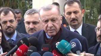 Başkan Erdoğan'dan Ekrem İmamoğlu'nun Mektubuyla İlgili Açıklama