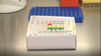 Bakanlık, Koronavirüs (COVİD-19) İçin Geliştirilen Yerli Tanı Kitinin Görüntülerini Paylaştı