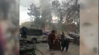 Pakistan'da Protesto Sırasında Patlama
