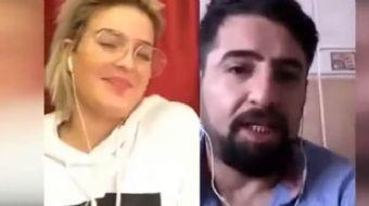 Dünyaca ünlü İngiliz şarkıcı Anne Marie ile sosyal medya üzerinden düet yapan Cizreli Mehmet Ali Şol