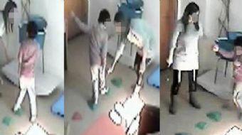 Konya'daki özel bir rehabilitasyon merkezinde görev yapan okul öncesi öğretmeni F.K. (29) hakkında,