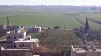 Türk Silahlı Kuvvetleri (TSK), Suriye´nin Halep bölgesinde 7. gözlem noktasını oluşturma çalışmaları