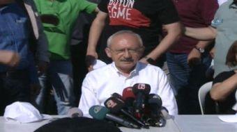 4 gün önce Grup toplantısında konuşan Kemal Kılıçdaroğlu Ömer Faruk Kavurmacı'nın tutuklanmasına tep